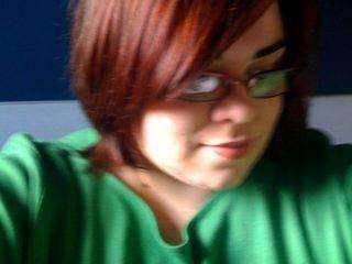 Me with Reddish Hair