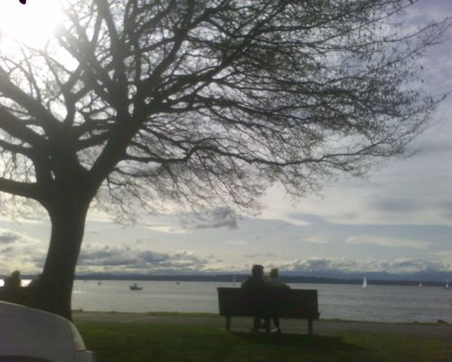 A Sunday Afternoon at Golden Gardens
